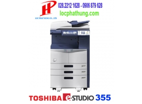 MÁY PHOTOCOPY SECONDHAND TOSHIBA E355