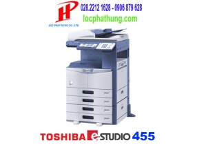 MÁY PHOTOCOPY SECONDHAND TOSHIBA E455