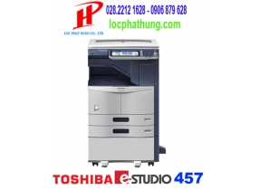 MÁY PHOTOCOPY SECONDHAND TOSHIBA E457