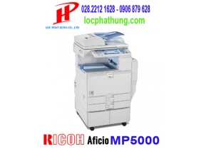MÁY PHOTOCOPY SECONDHAND RICOH AFICIO MP5000