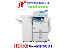 MÁY PHOTOCOPY SECONDHAND RICOH AFICIO MP5001