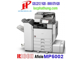 MÁY PHOTOCOPY SECONDHAND RICOH AFICIO MP5002