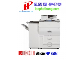MÁY PHOTOCOPY SECONDHAND RICOH AFICIO MP7503