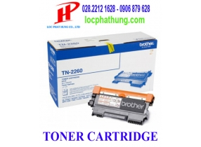 TONER CARTRIDGE MÁY IN BROTHER TN-2260